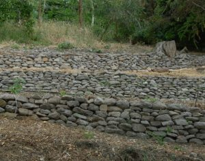 "My ""rustic"" or ""vernacular"" stone walls"