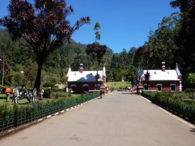 Botanical Gardens (est. 1847) in Ootacamund (Ooty)