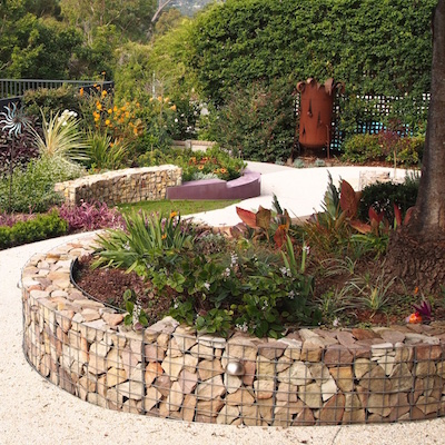 776 further Watch in addition All Lavender Art together with How To Build A Gabion Wall likewise Luxury In The Front Yard. on landscape design ideas
