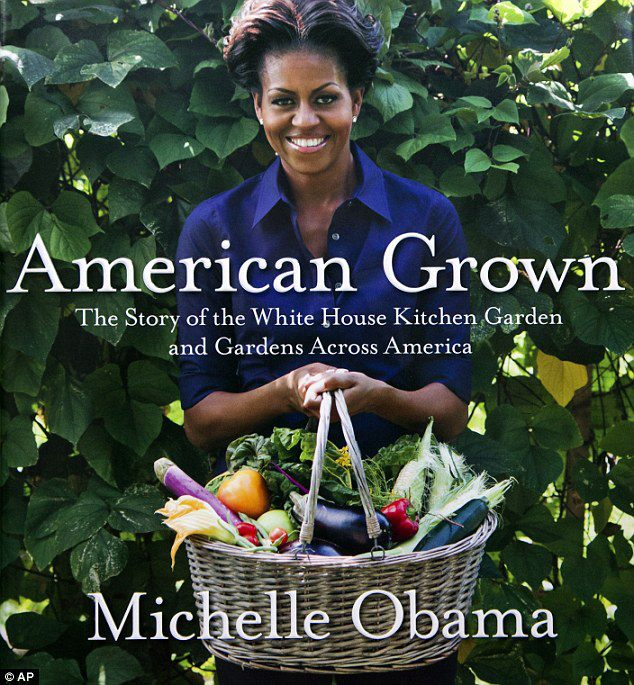 Michelle Obama 'Home Grown' cover