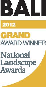 BALI grand award 2012