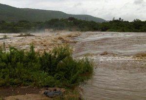 Flooding in Kruger NP2