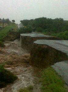 Flooding in Kruger NP3