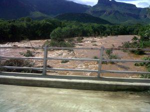 Flooding in Kruger NP4