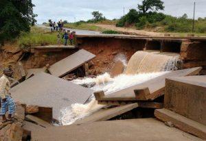 Flooding in Kruger NP6