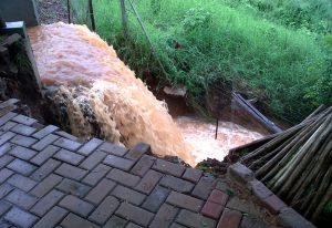 Flooding in Kruger NP7
