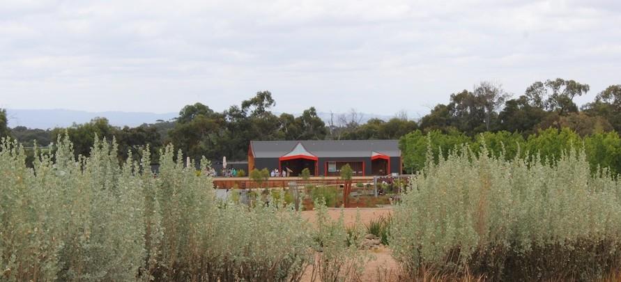Australian Garden Stage 2 Kiosk