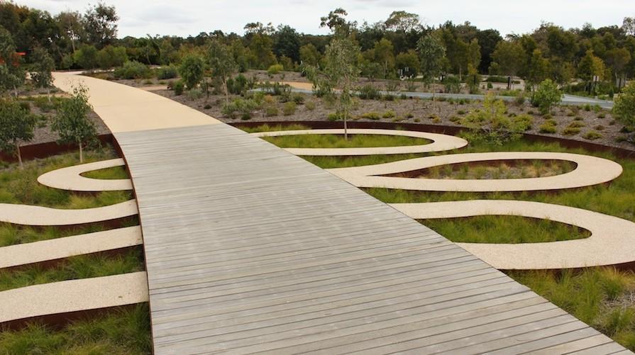 Australian Gardens Stage 2 Scribbly Walk