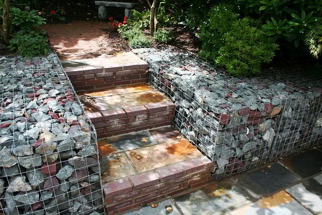Gabion walls by Gabion1