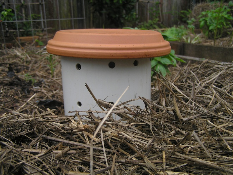 how to make a worm farm with styrofoam boxes