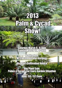 Palm show in brisbane 2013 gardendrum for Gardening tools brisbane