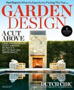 Garden design magazine to fold gardendrum for Garten design magazin