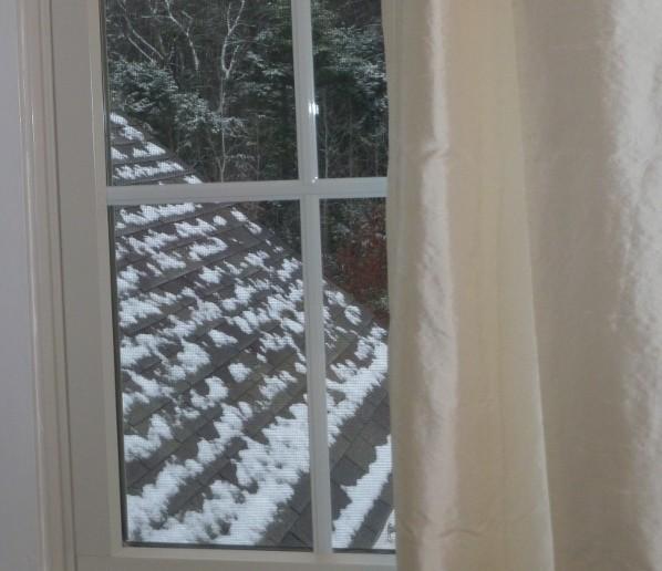 Maria von Brincken snow-roof-pattern