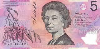 Australian $5 note