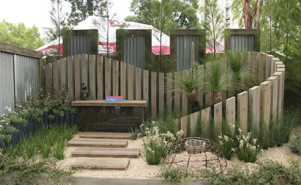 Achievable Gardens at MIFGS 2013 - GardenDrum on Nautical Backyard Ideas id=25593