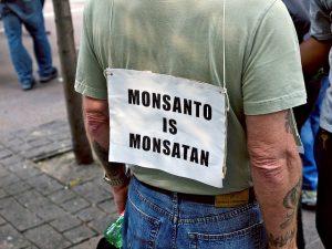 Monsanto is Monsatan Photo waywuwei