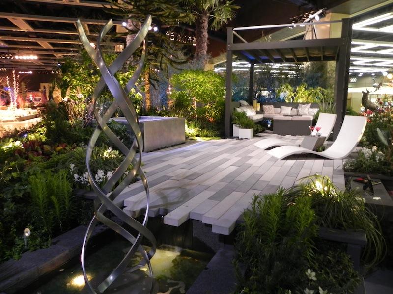 Sublime-Garden-Design-Northwest-Flower-and-Garden-Show-2013 'Living Amongst the Stars'