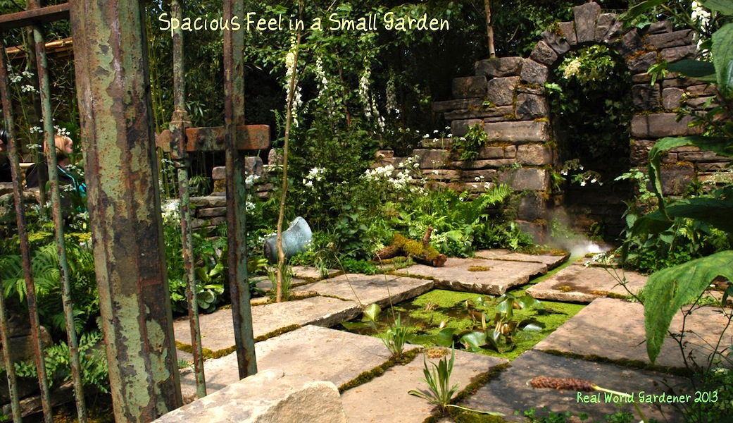 Trends Of Very Very Small Gardens : Small Garden Design