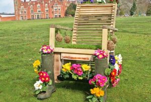 Living Chair by Bridgman Garden Furniture