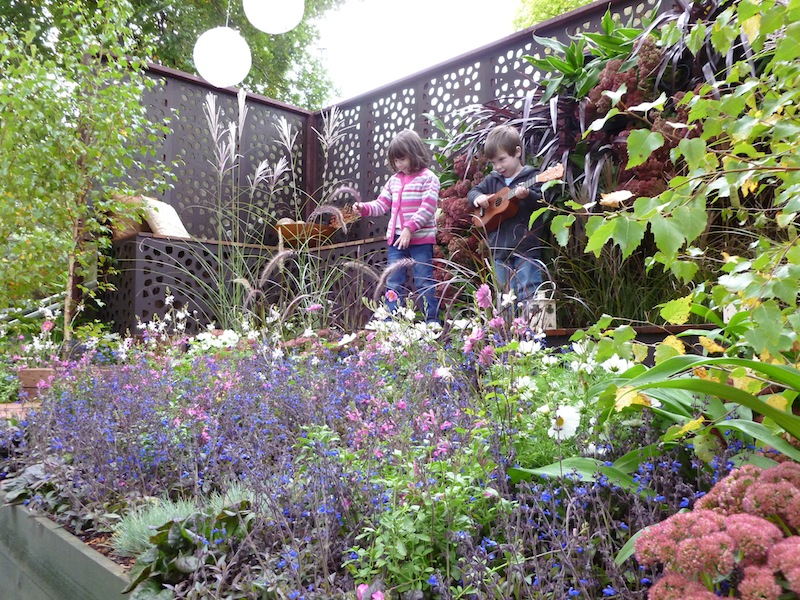 My Achievable Garden for Swinburne at MIFGS 2011