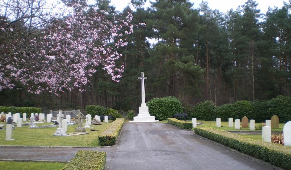 Bordon Military Cemetery CWGC