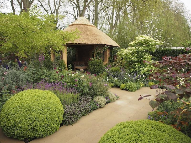 M&G Investments garden