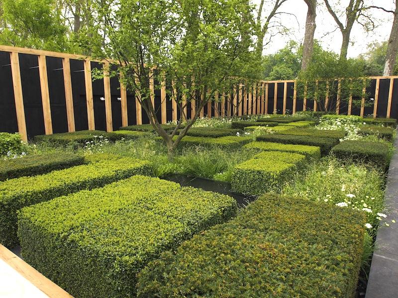 UK Telegraph garden