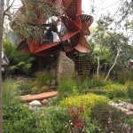 Trailfinders Australian garden presented by Flemings Chelsea Flower Show 2013 Designer Phillip Johnson