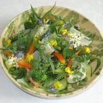 flower salad Photo Yelkrokoyade