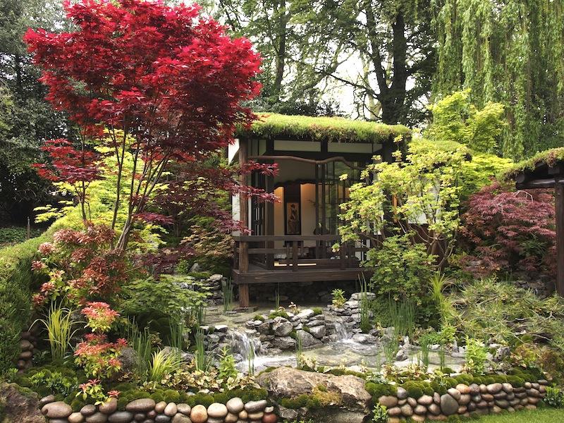 An Alcove (Tokonoma garden) Design Ishihara Kazuyuki