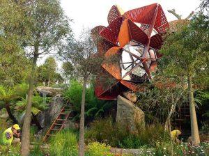 Australian garden pod Chelsea Flower Show 2013