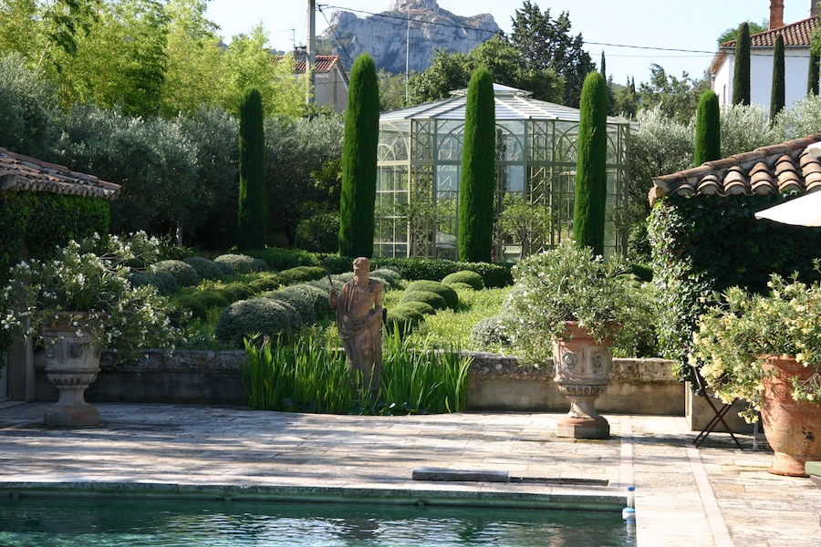Private Garden, Provence, photo W Forge