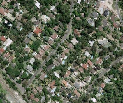 older suburb