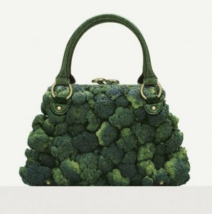 Fulvio Bonavia photographer Broccoli handbag