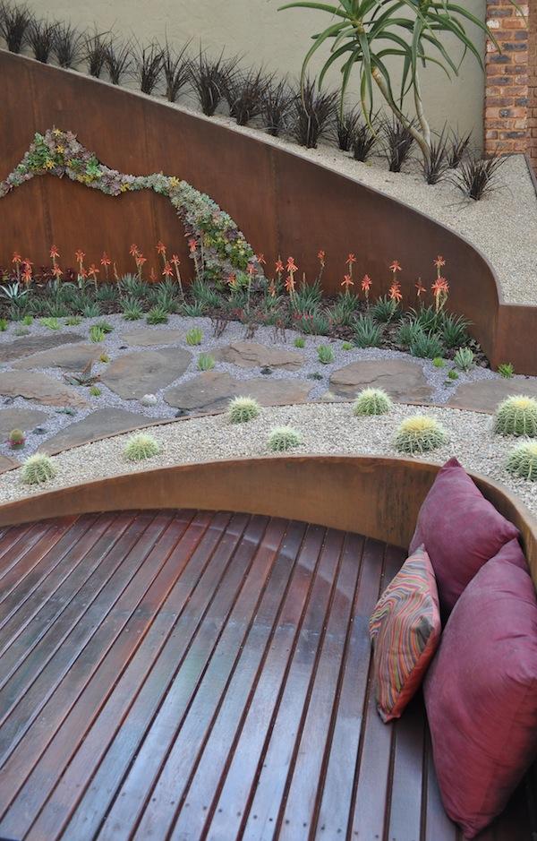 Succulent Bliss Garden World 2013