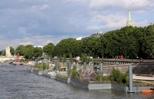 Les Berges Photo Marie de Paris