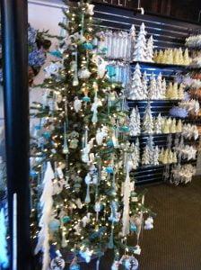 Christmas at Mahoneys garden Center