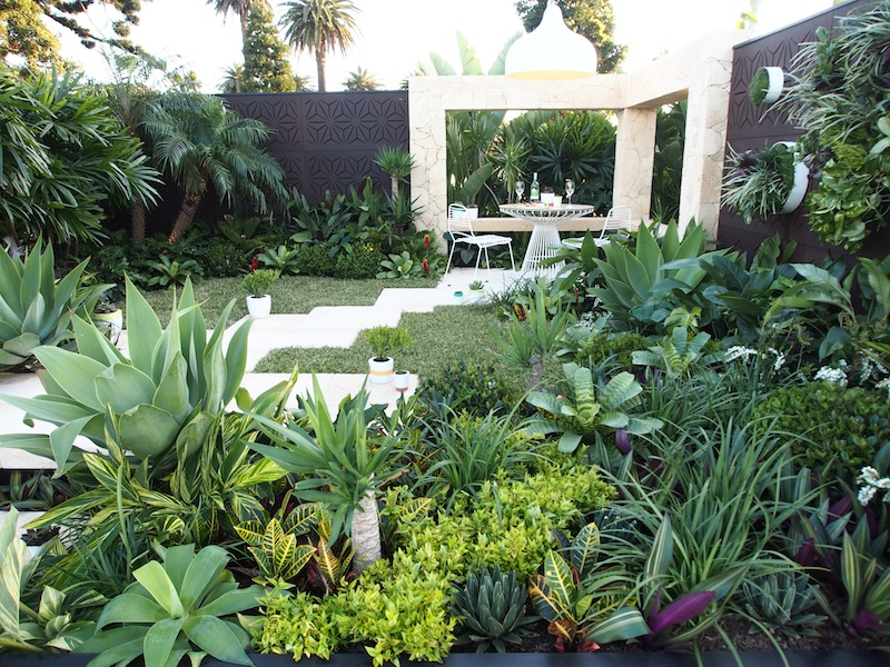 Australian garden show sydney review gardendrum for Landscape architecture courses sydney