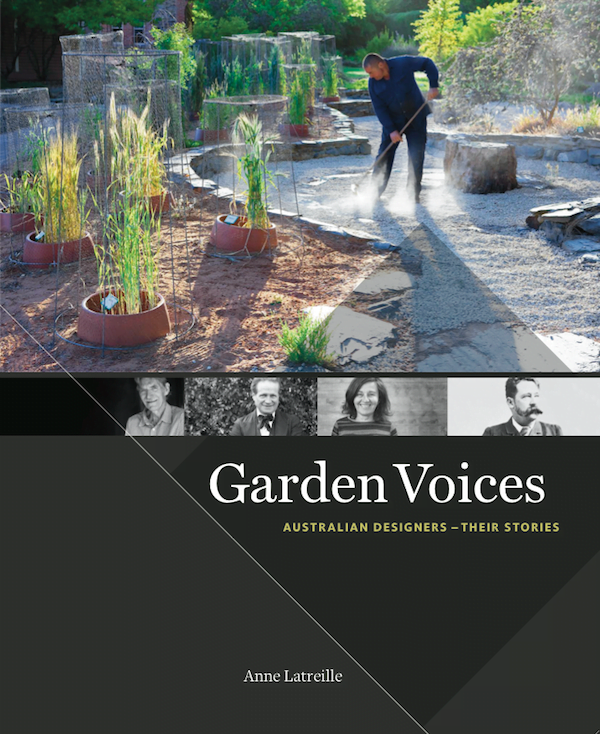 Garden Voices by Anne Latreille