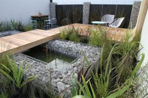 Richard boobyer wins nz landscape design award gardendrum for Native garden designs nz