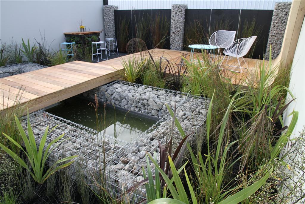 Image gallery landscape design award for Garden designs nz