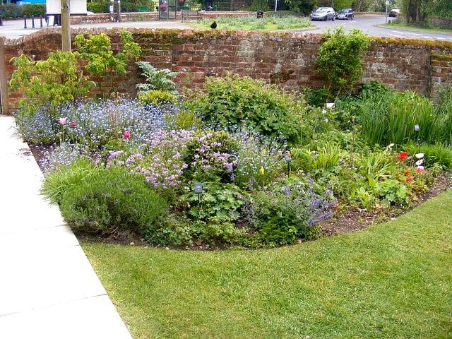 Garden at Chawton Photo Gruenemann
