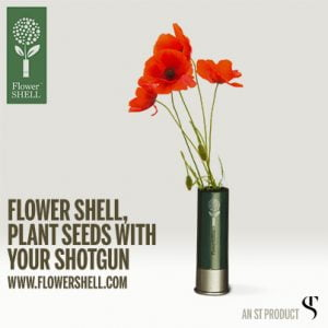 Plant seeds with your shotgun