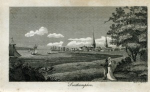 Southampton in the early 19th century