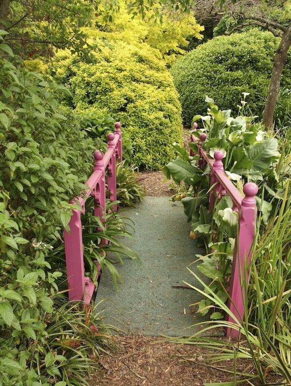 Elegans garden, Sydney