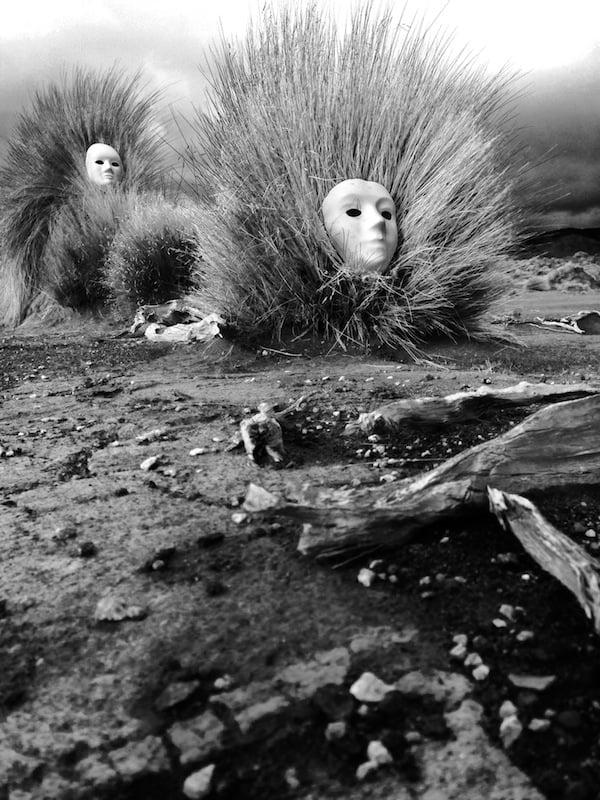 Grass masks