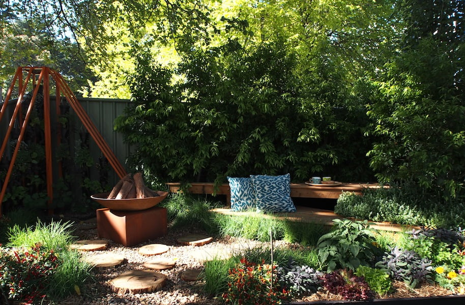 Edible Space. Design Scott Tappenden and Melissa Greenslade. MIFGS 2014