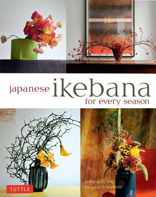 japanese ikebana for every season - Tuttle Publishing