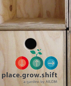 place grow shift by AILDM