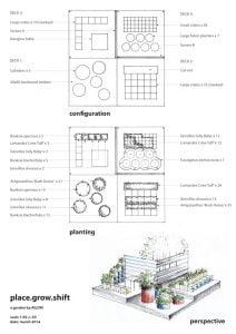Design 1  - place.grow.shift